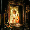 The beloved miraculous icon of Our Lady of Częstochowa,