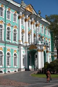 The Winter Palace / Hermitage Museum (Государственный Эрмитаж), St. Petersburg, Russia