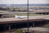 taxiway over the freeway @ Dallas Ft. Worth Airport