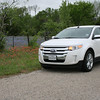 2013 Ford Edge delovering us to the flowers  April 5&6 2014