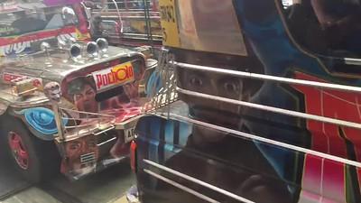 2017 Philippines, Manila, Jeepney 1.
