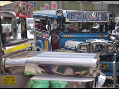 2017 Philippines, Manila, Jeepney 2.