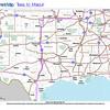 Trip Map 2012 Texas to Missouri
