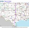 Trip Map 2012 Texas to Kansas
