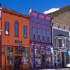 Silverton town Colorado