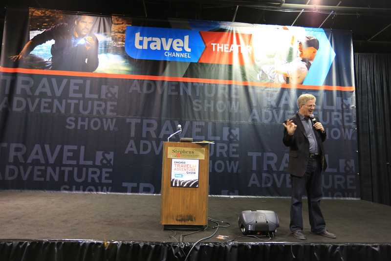 Risk Steves  is the best selling author in the country for guidebooks on international travel. Rick has all the tips and tricks about traveling abroad.