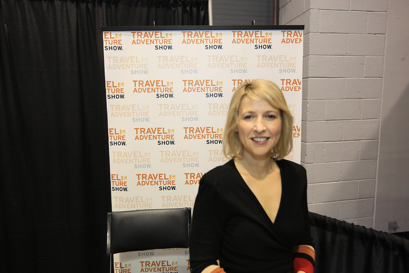 Samantha Brown is the creator of the Pauline Frommer's Travel Guides.