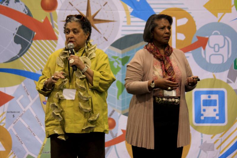 Grannies on Safari<br /> Host: Regina Fraser and Pat Johnson