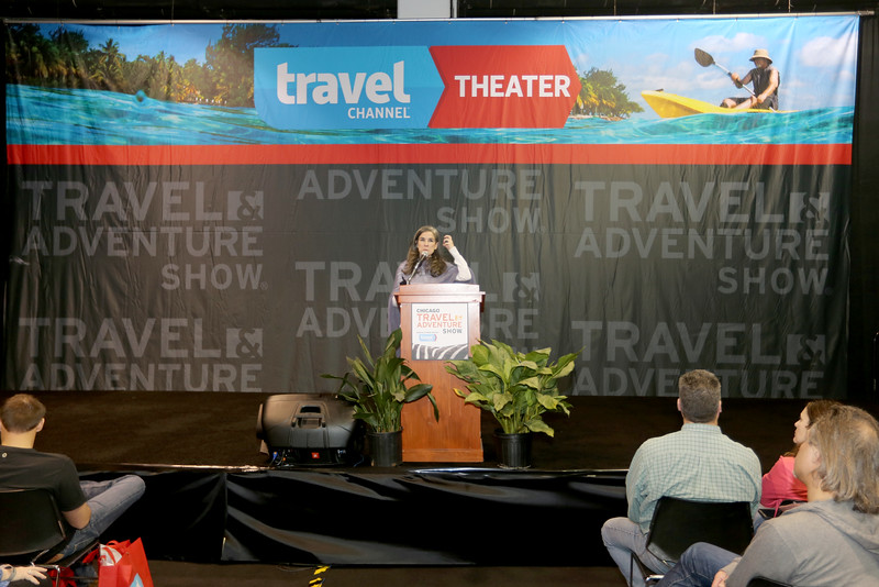 Pauline Frommer, Editorial Director of the Frommer Guides and Publisher of Frommers.com