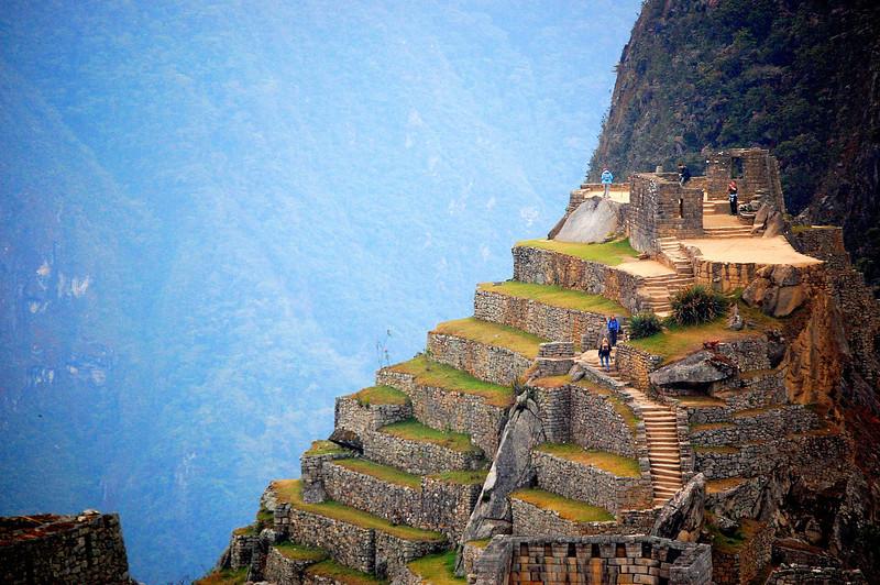 Machhu Pichhu - Peru