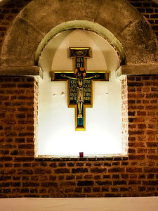 St Mary In Le Bow church crypt