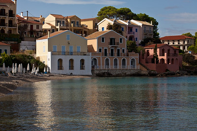 Assos The pretty village of Assos