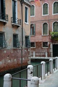 Venice canals Dorsoduro, Venice