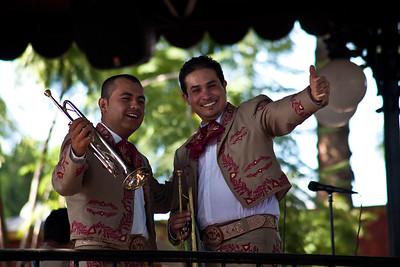Mariachi musicians El Parian, Tlaquepaque, Guadalajara, Mexico