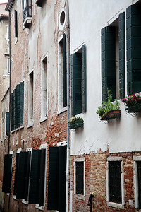 Windows & shutters Venice