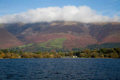 Derwentwater Keswick, Lake District, England