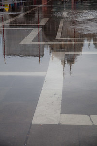 Wet Piazza