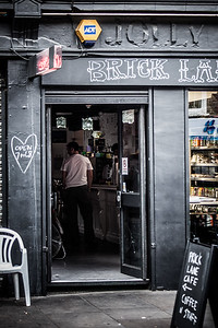 Brick lane cafe