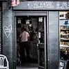 Brick lane cafe