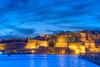 Valletta harbour,Malta