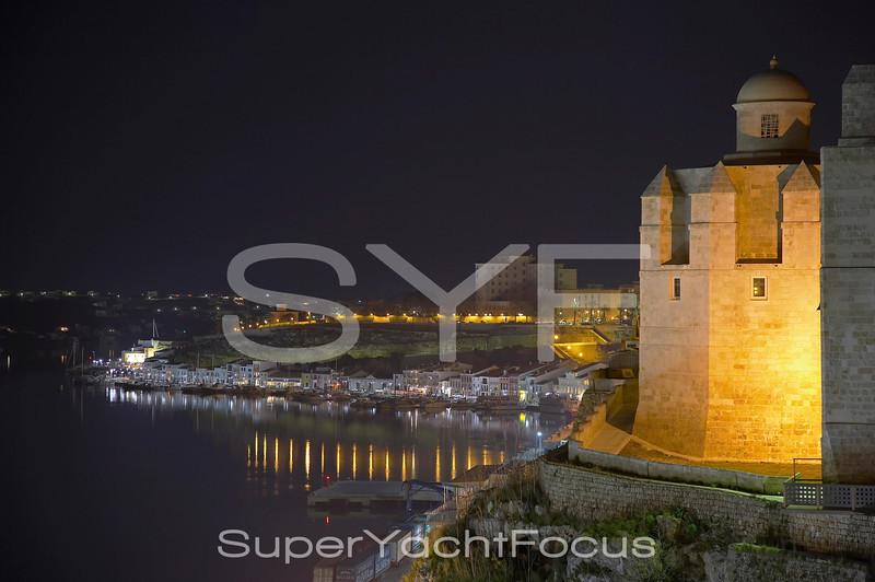 Mahon harbour,Menorca