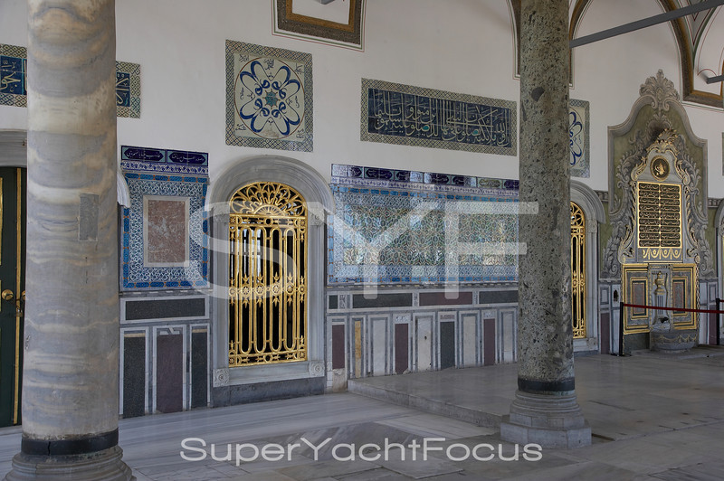 Topkapi Palace,Istanbul