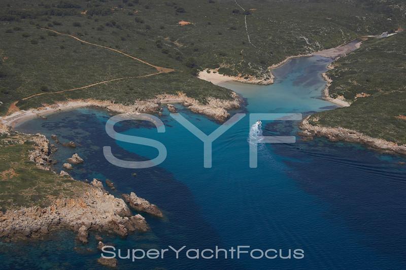 Cala Pudenta, Menorca, Balearics