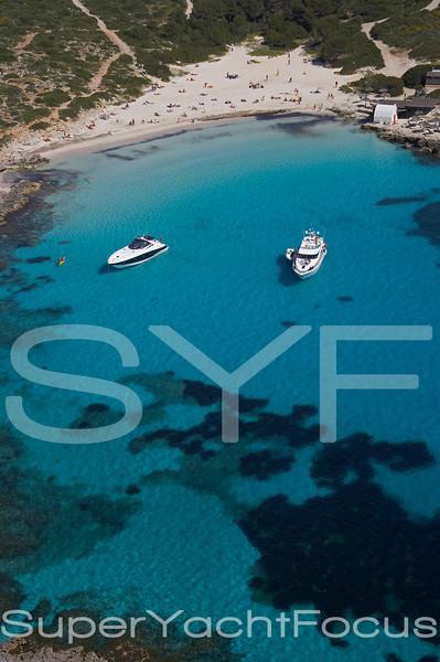 Cala Binibeca, Menorca, Balearics