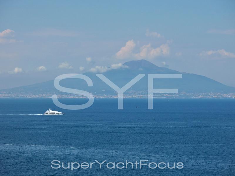 Vesuvius,Bay of Naples