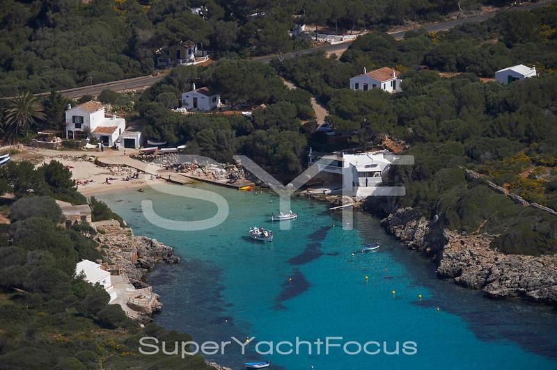 Cala Binisafulla, Menorca, Balearics