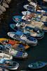Fishing boats,Italy