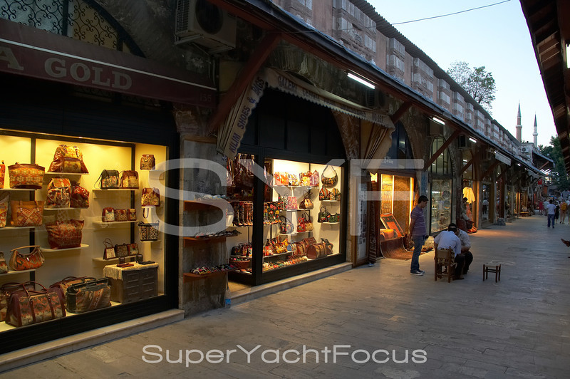 Street market,Istanbul