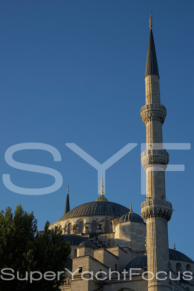 The Blue Mosque,Istanbul