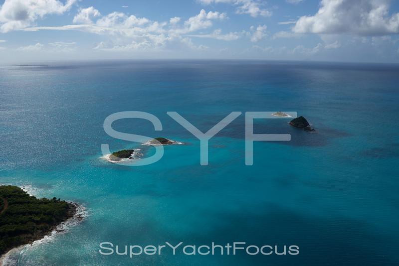 Five Islands bay,Antigua