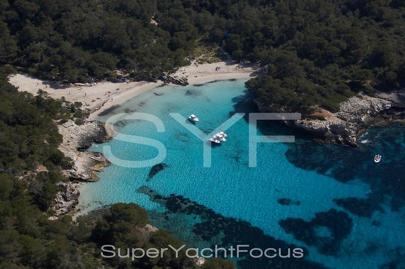 Cala Turqueta, Menorca, Balearics