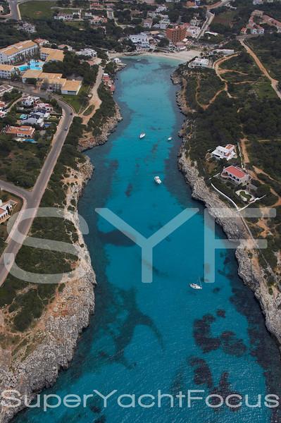 Cala Blanes, Menorca, Balearics