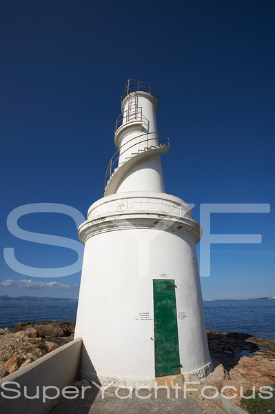 YR5Z9510  Lighthouse Formentera