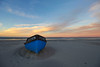 Fishing boat on Paternoster beach