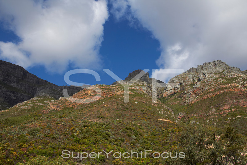 From Chapmans Peak
