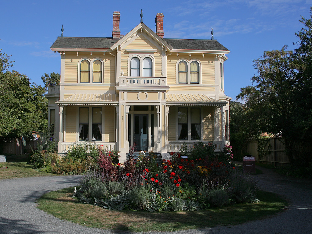 Emily Carr (one of my favorite artist's ) Home