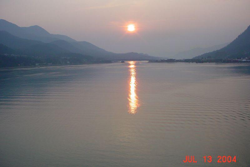 10pm, Juneau