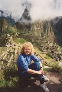 Macchu Picchu, Peru, 1991