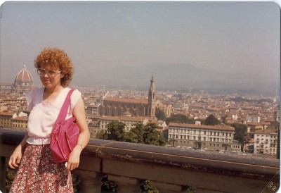 Florence, Italy--1980