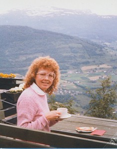 Voss, Norway, 1983