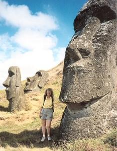 Easter Island, 1991