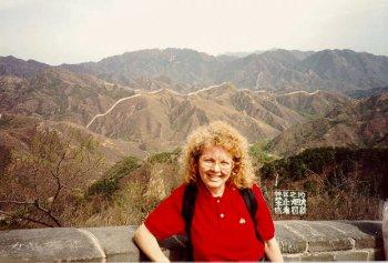 Great Wall of China, 1992
