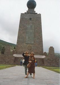 Equator, Ecuador, 1994