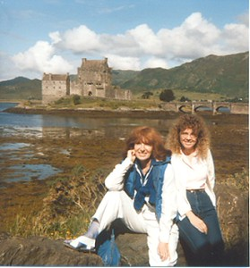 Isle of Skye, Scotland  1986