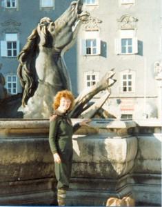 Salzburg, Austria --  1981