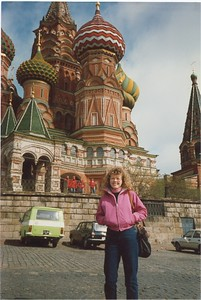 Moscow, 1987